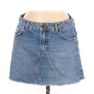 BDG (Urban Outfitters) Denim Mini Skirt